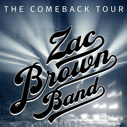 Zac Brown Band @ Merriweather Post Pavilion