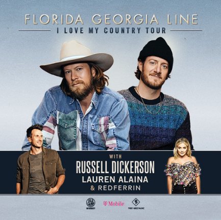 Florida Georgia Line @ Jiffy Lube Live
