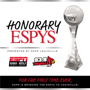 ESPY's are coming to ESPN Louisville!
