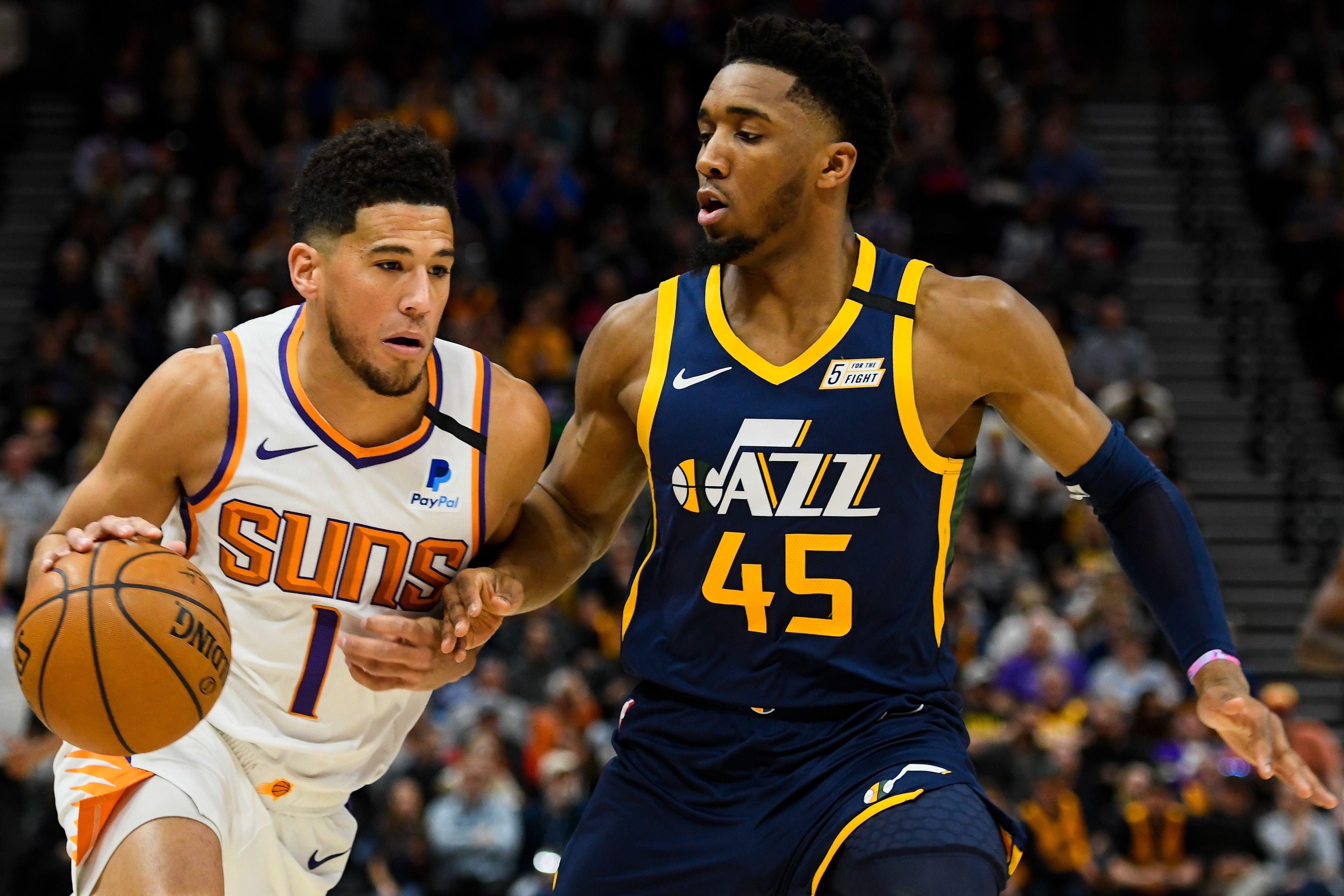 NBA Returning