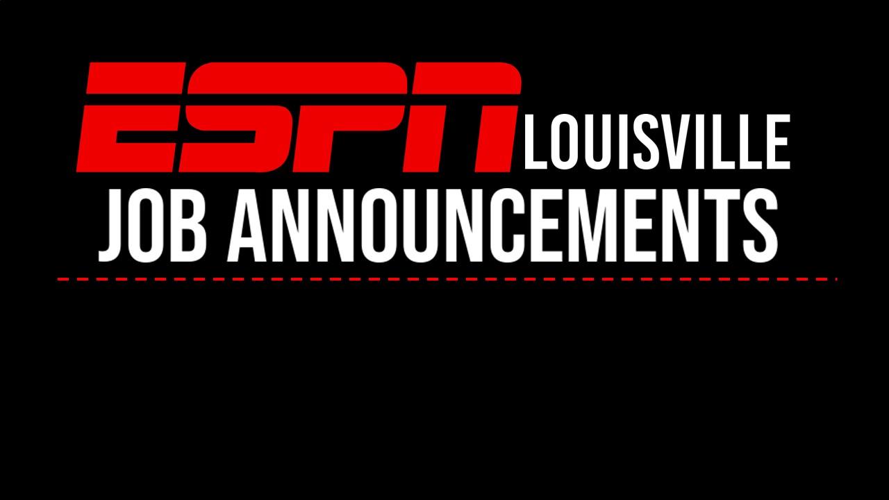 ESPN Louisville job Announcements