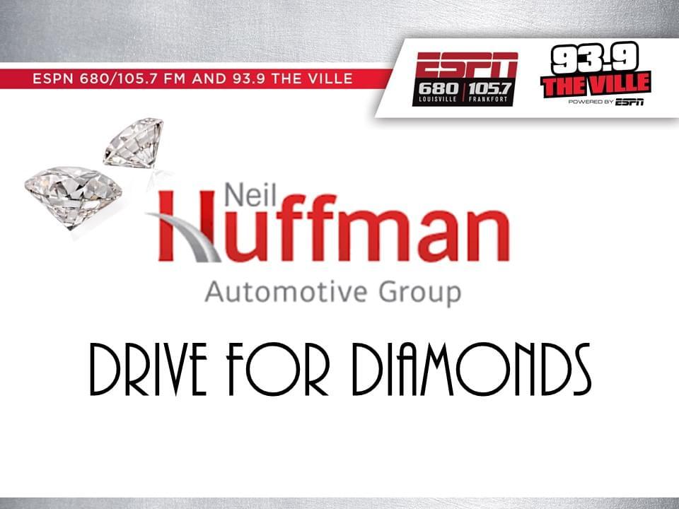 Huffman Auto Drive For Diamonds