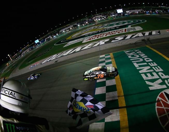 Kentucky  Speedway | QUAKER STATE 400