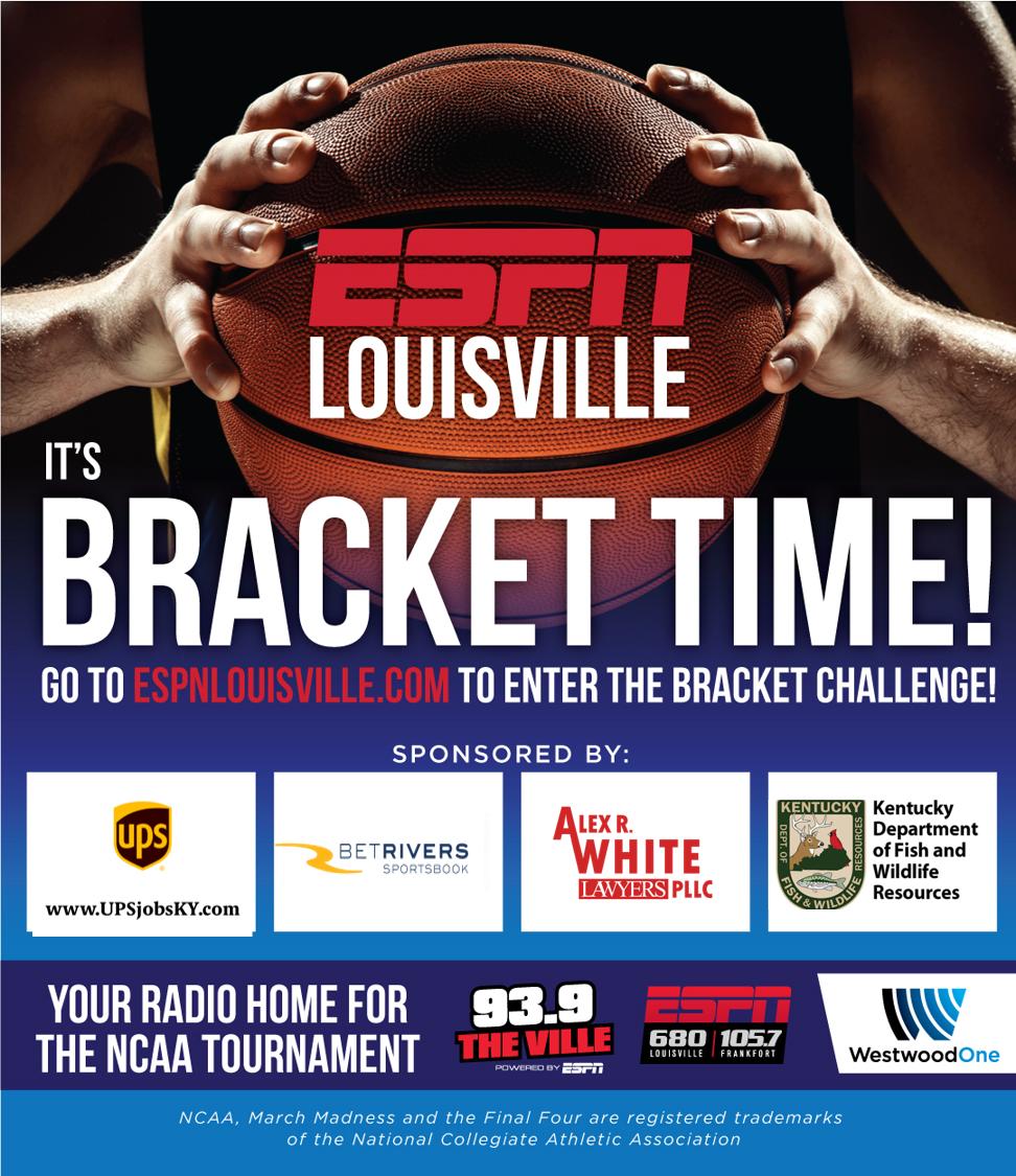 2021 ESPN Louisville Bracket Challenge
