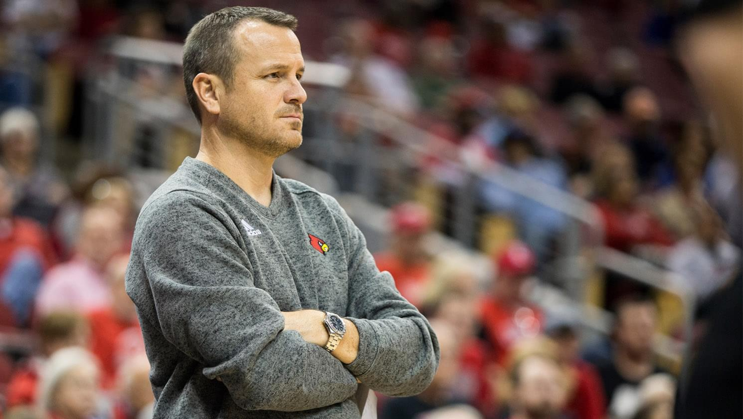 Jeff Walz on ESPN Louisville