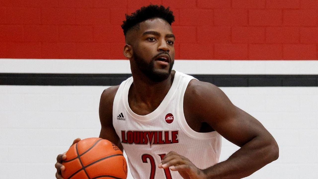 Louisville G Minlend Out Six Weeks With Knee Injury