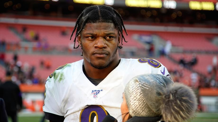 Lamar Jackson suing Amazon