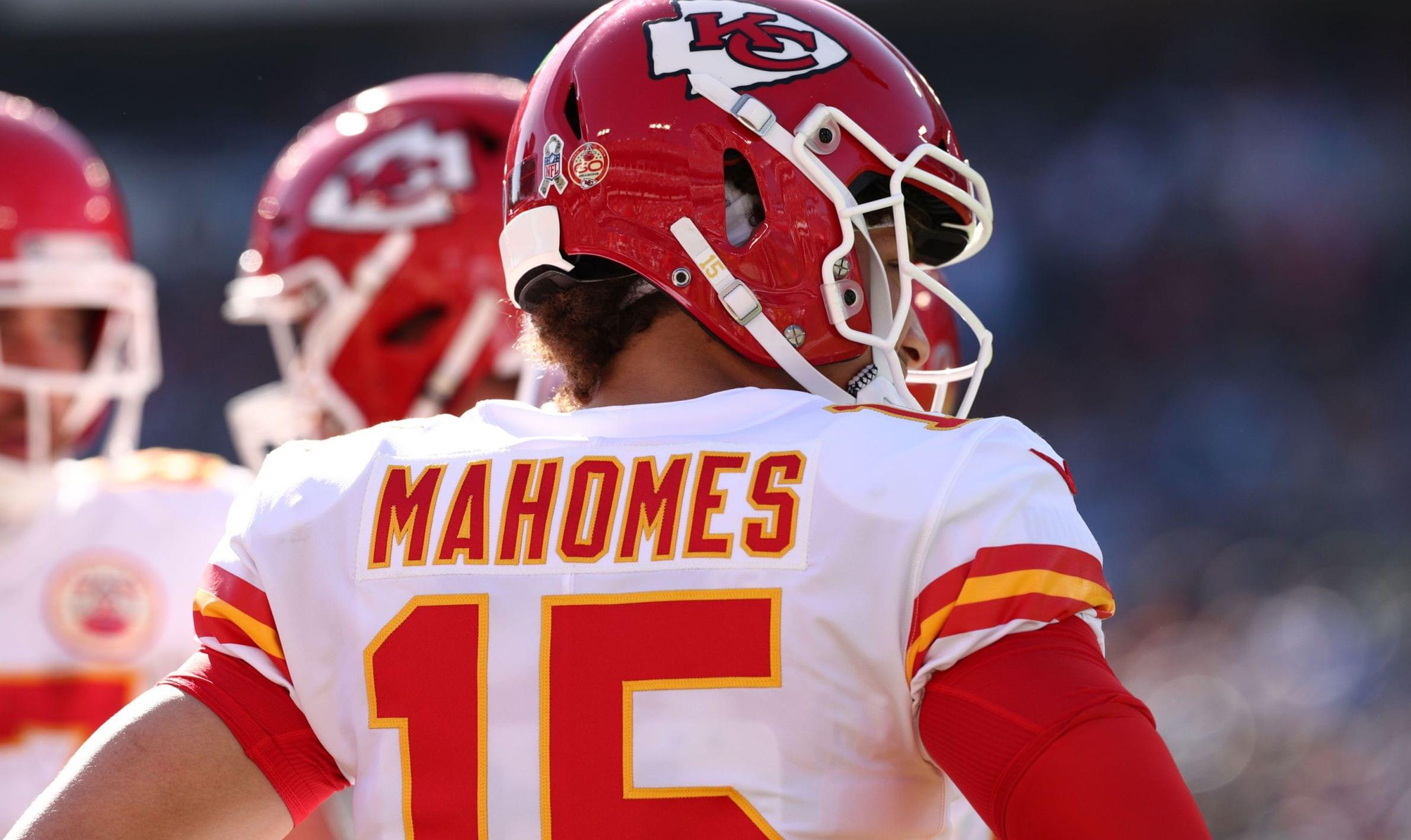 Mahomes Shines in Return
