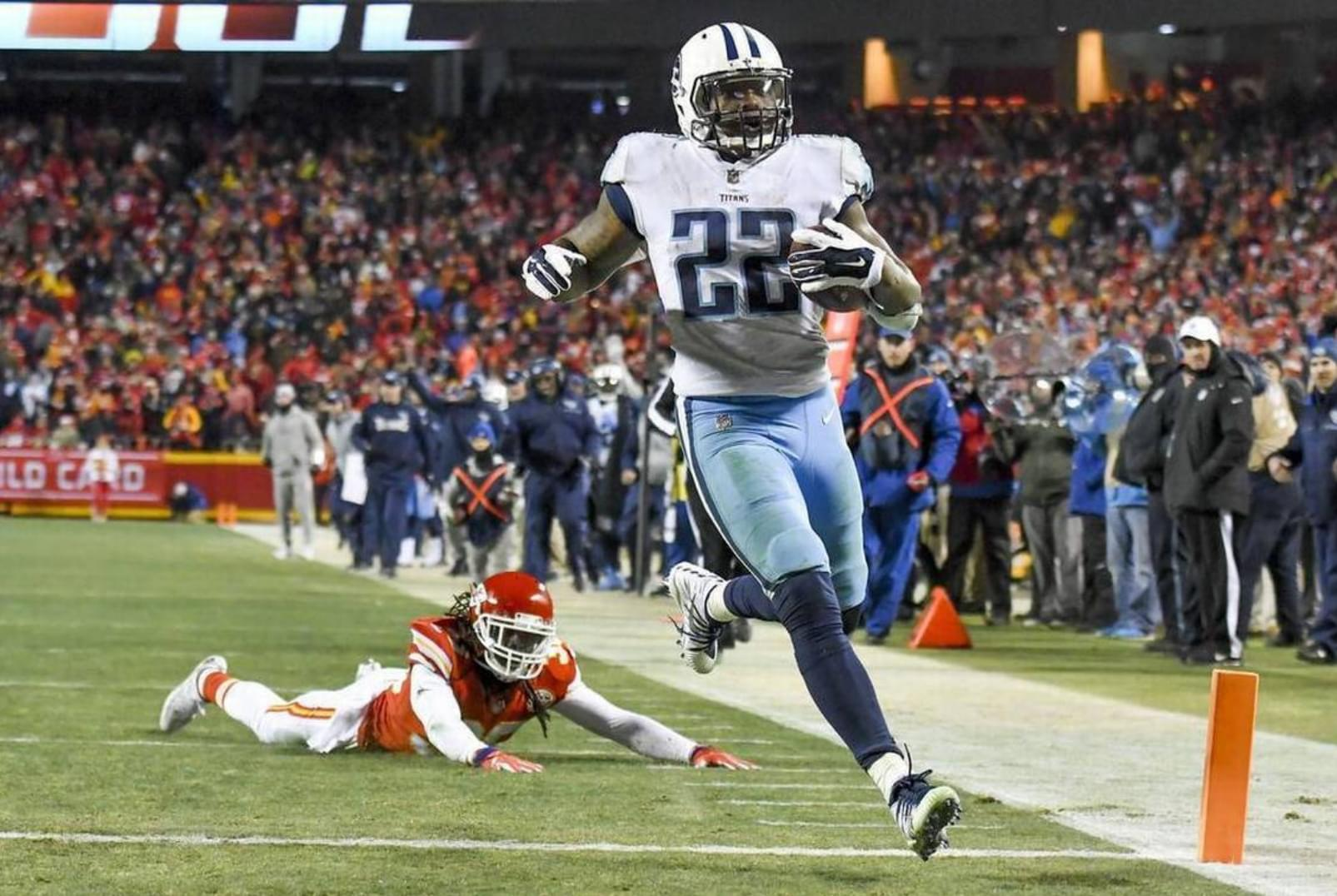 Henry continues hot streak against Chiefs