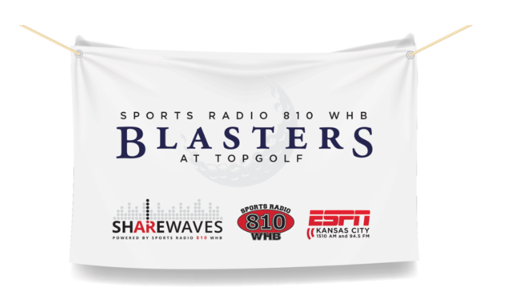 Join Blasters – Sharewaves Launch Party!