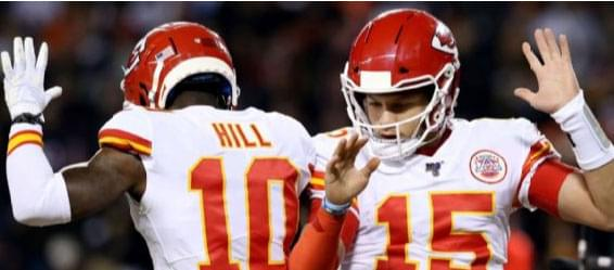 Chiefs 2020 Schedule Out