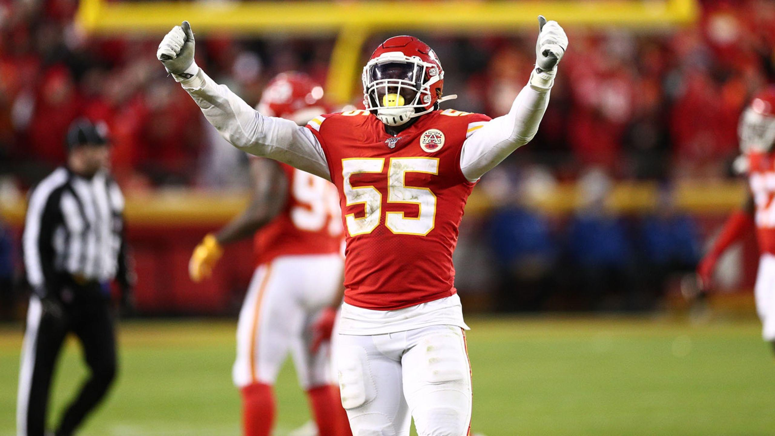 Frank Clark Justifies Chiefs' Faith in Playoff Win