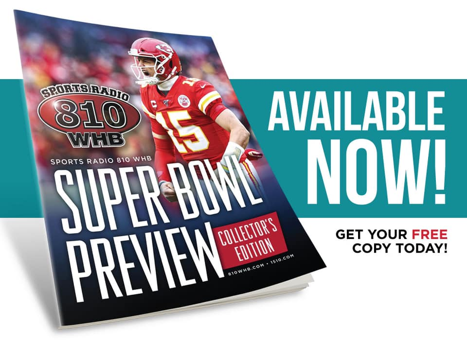 Get Your Copy of 810 Super Bowl Preview