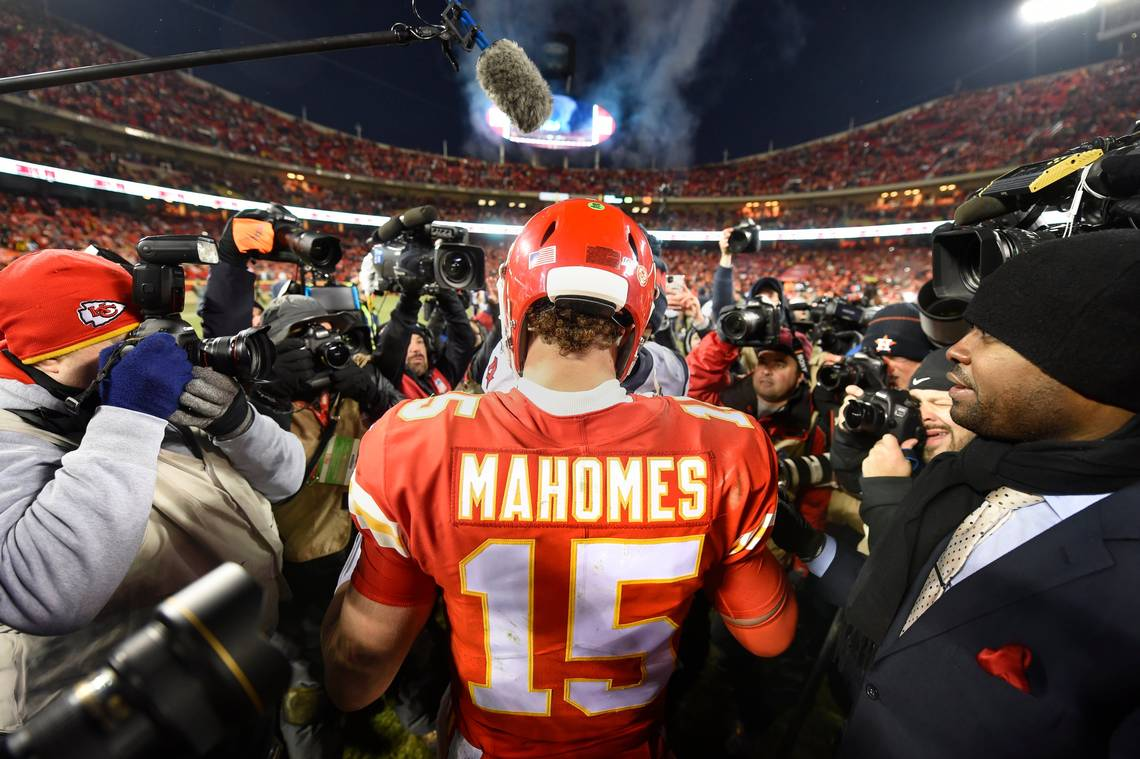 Best Chiefs Players By Jersey Number: 1-99