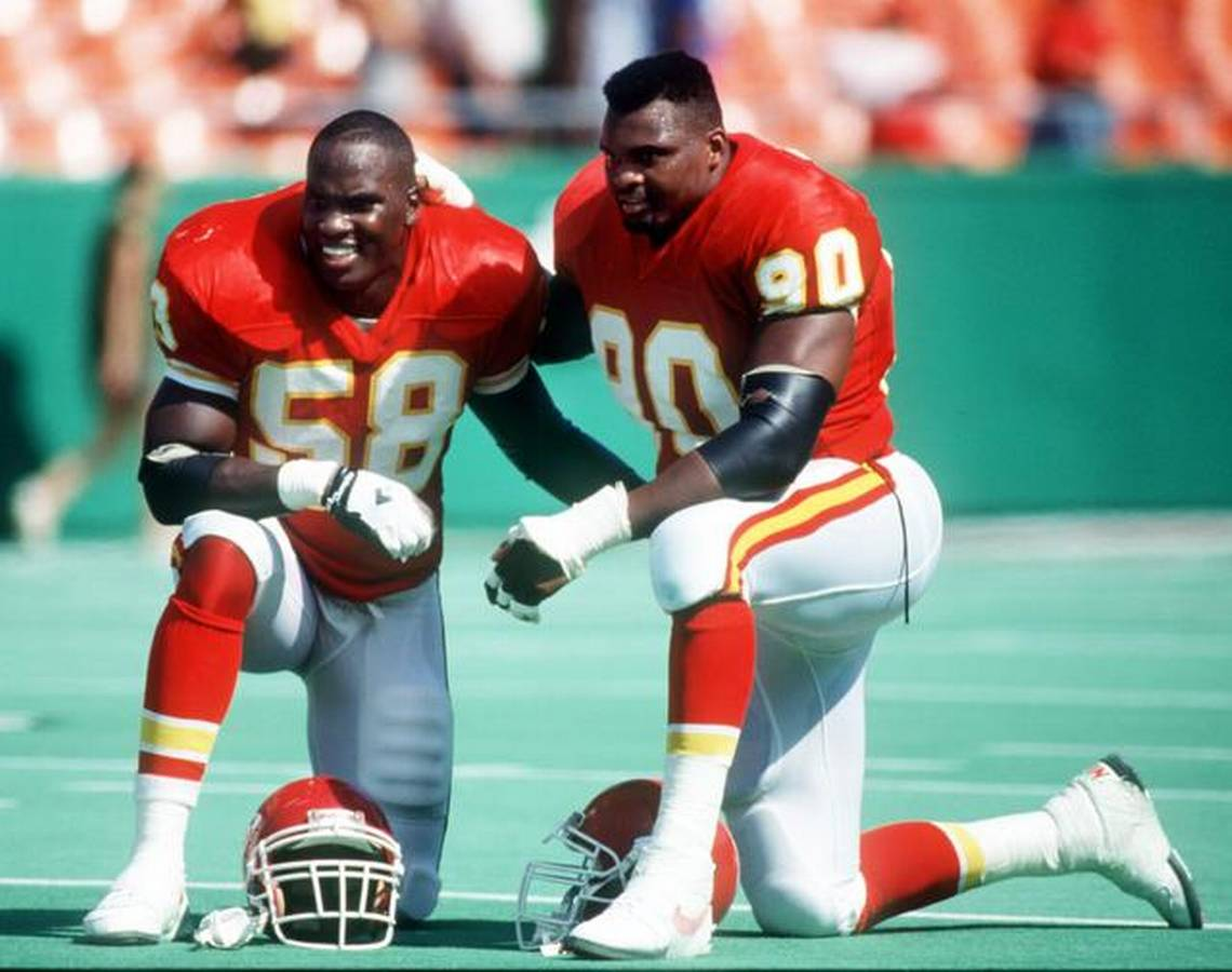 Best Chiefs Players By Jersey Number: 50-99