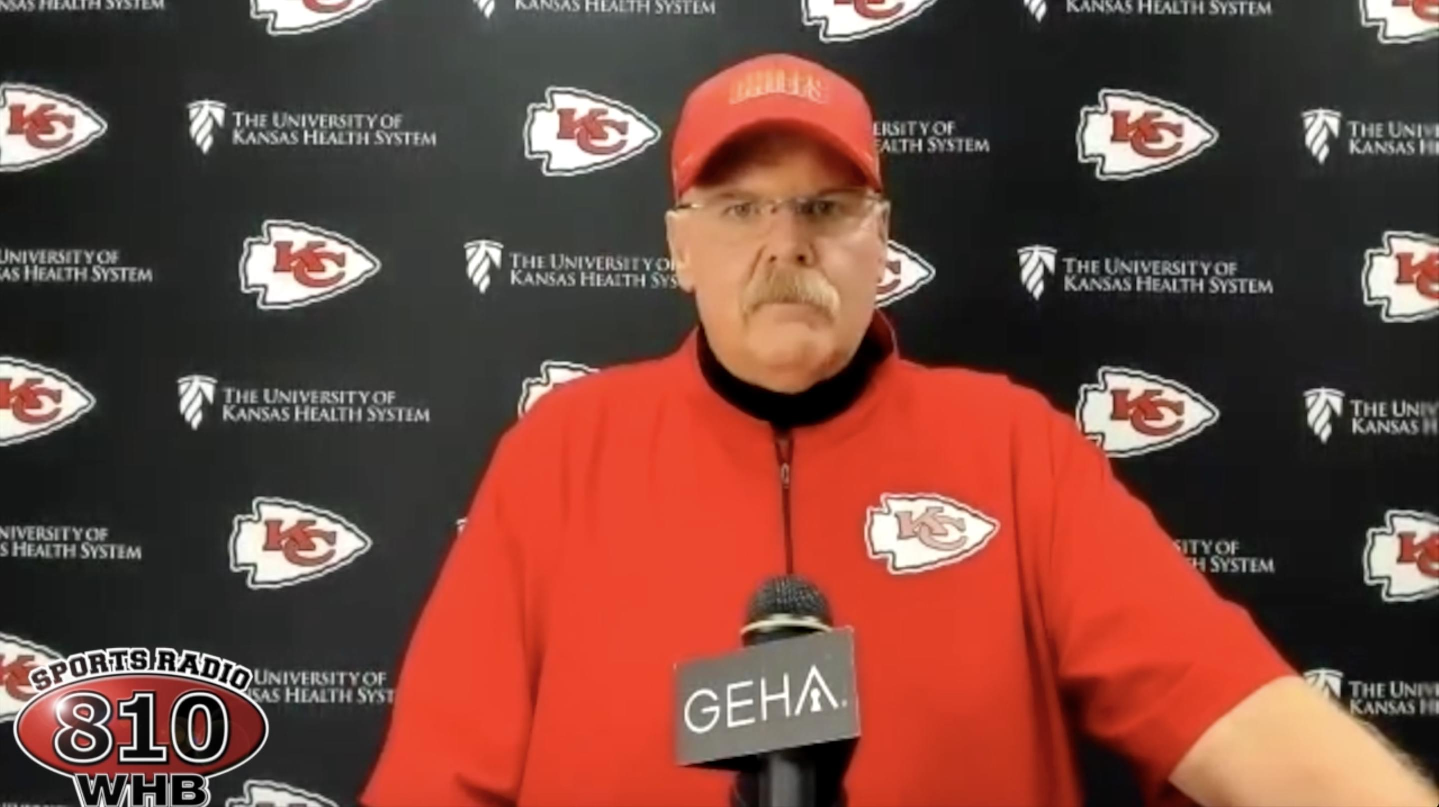 Chiefs Press Conference Round-Up: 8-4-20