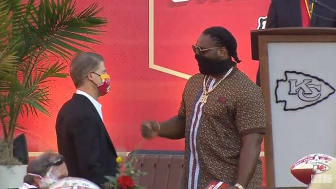 ReLIV the Chiefs Super Bowl championship ring ceremony