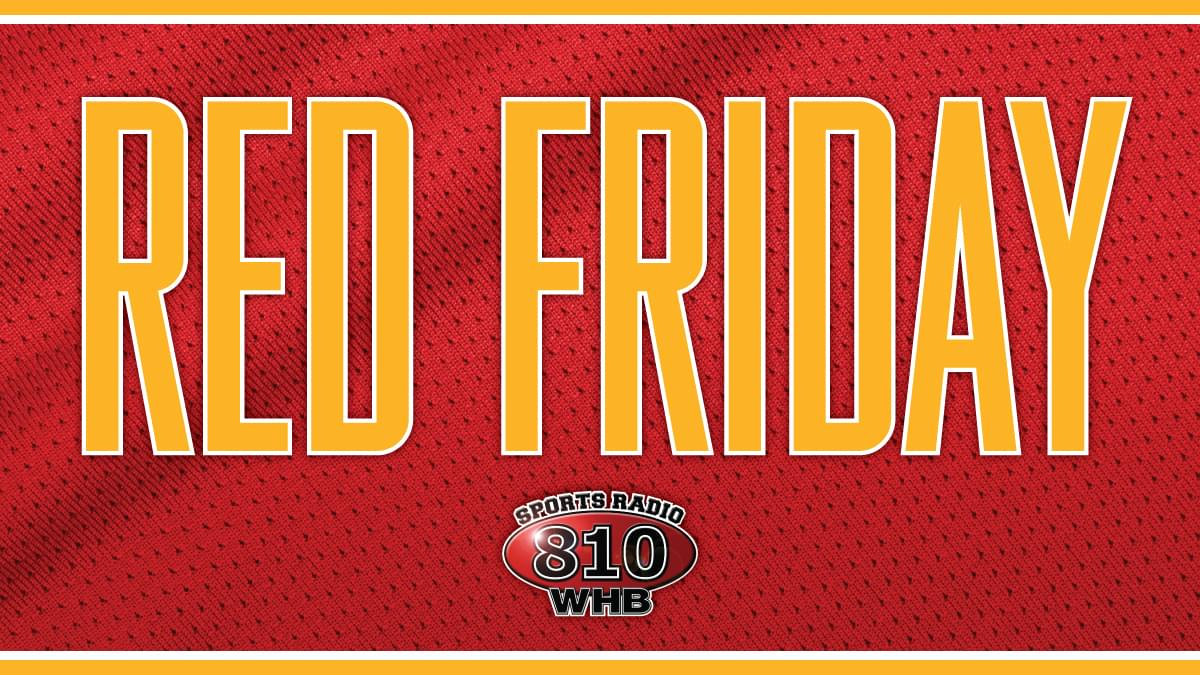 Official Release: Red Friday and Chiefs Game Week Events