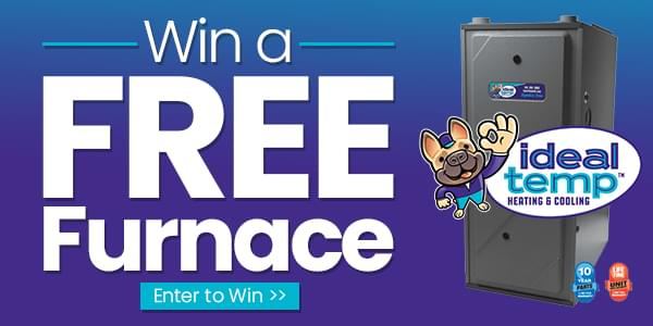 Furnace Giveaway contest!