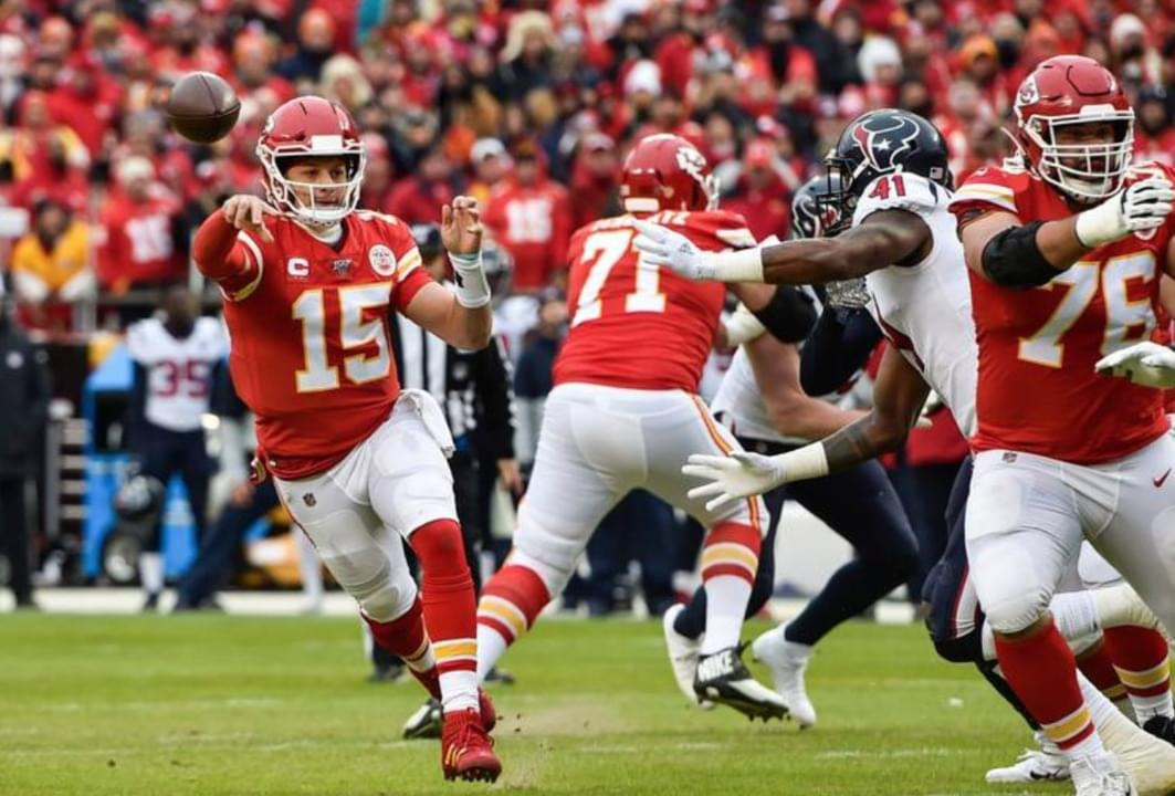NFL Week One Press Conferences: Chiefs vs. Texans