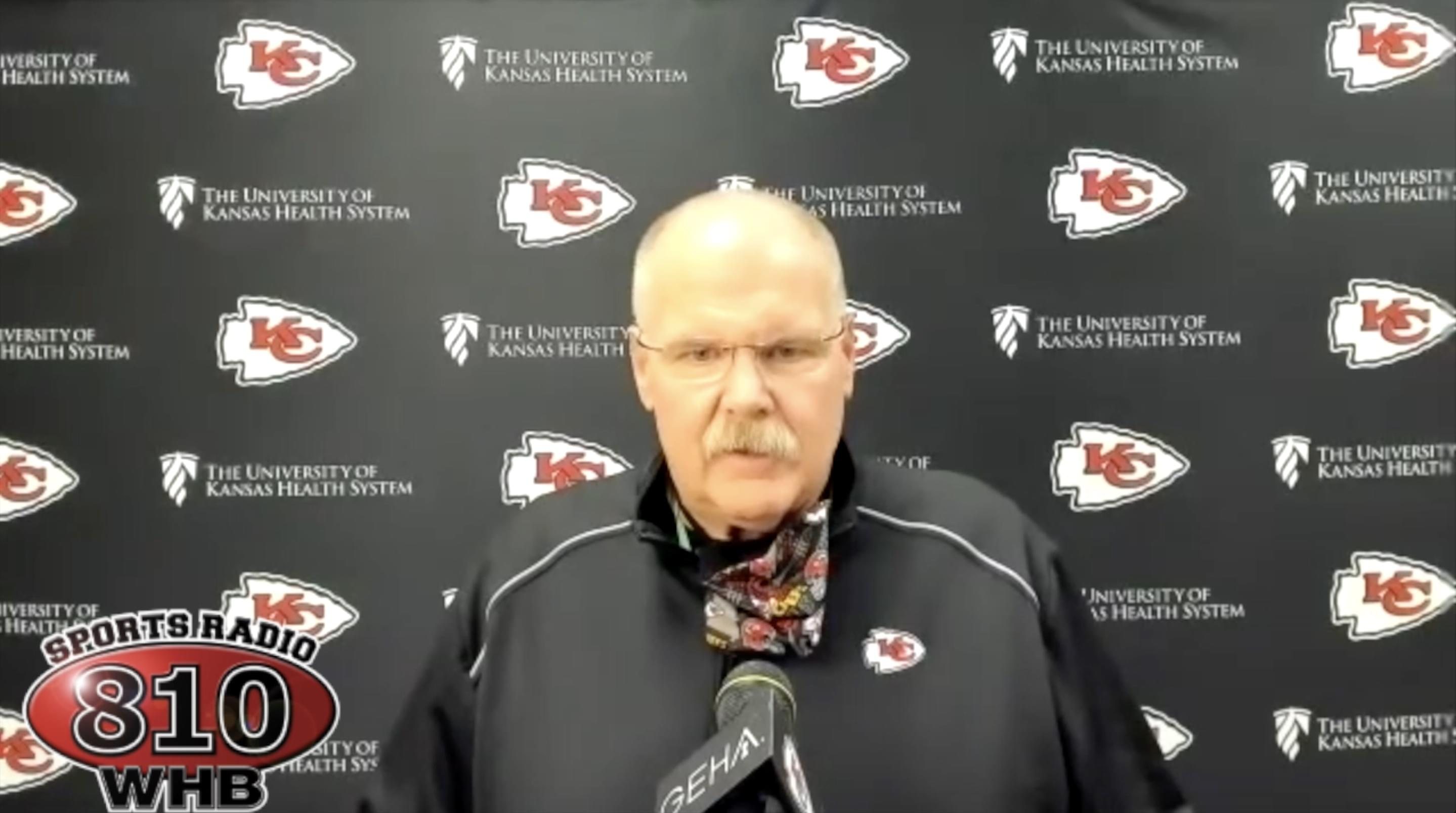 Chiefs Week 2 Press Conferences