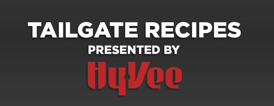 Great Tailgate Burger Recipes from Hy-Vee