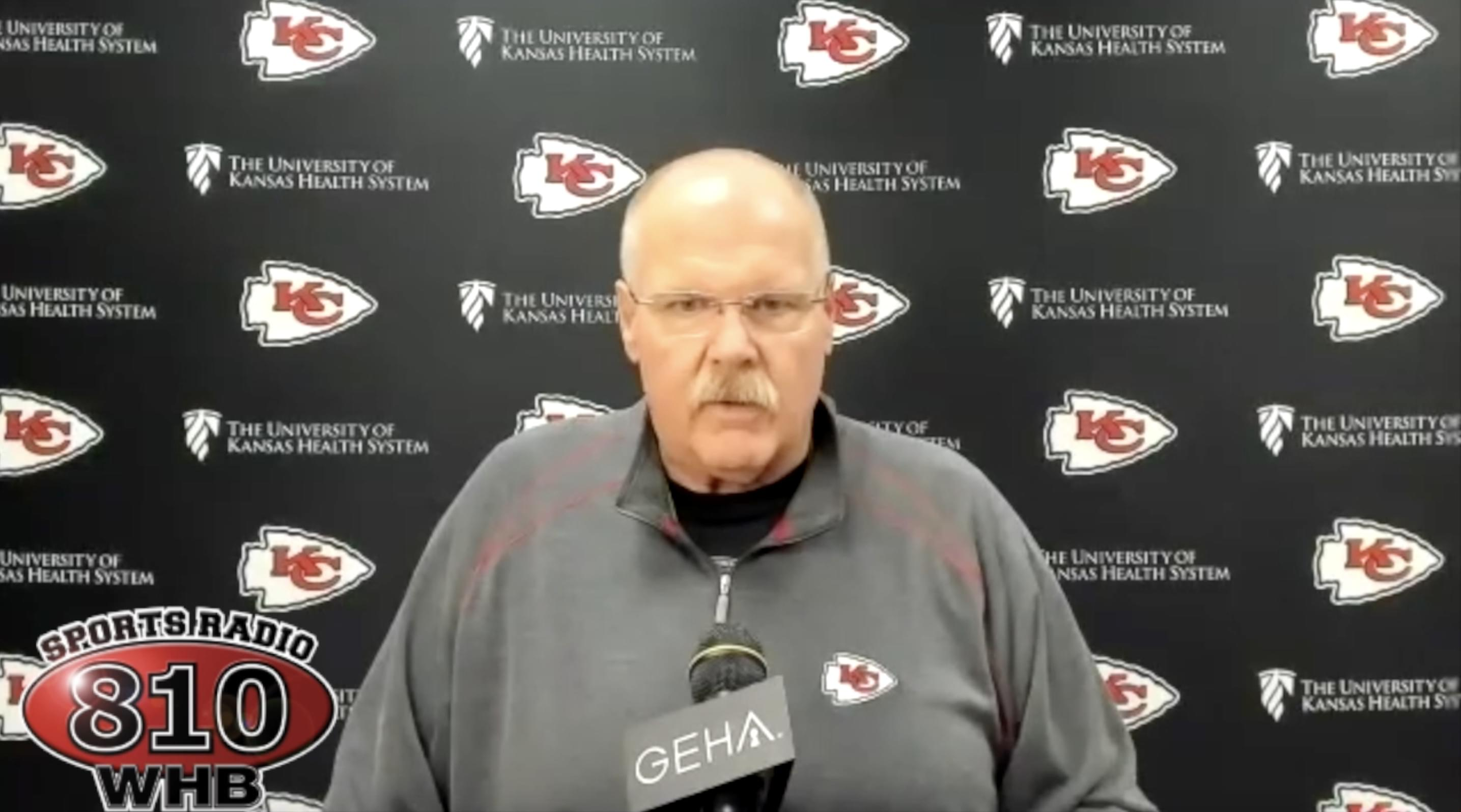 Chiefs Week 3 press conferences