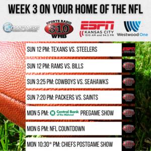 Radio NFL Schedule