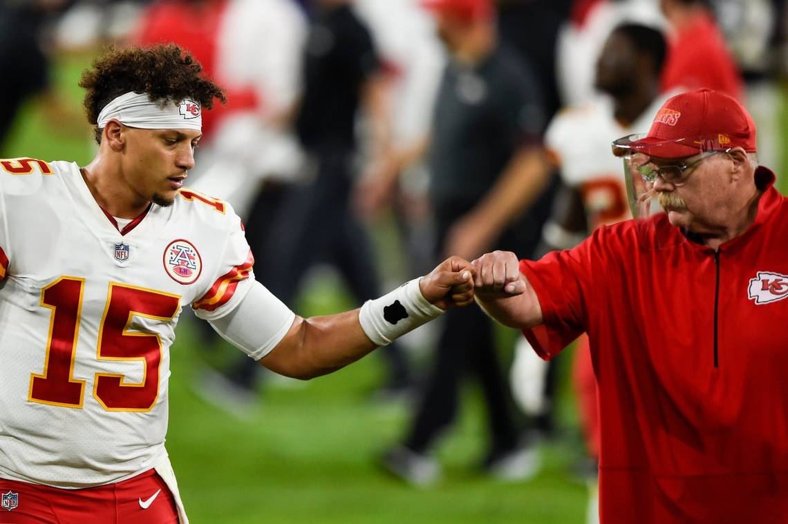Chiefs-Bills set for Monday at 4 PM CT