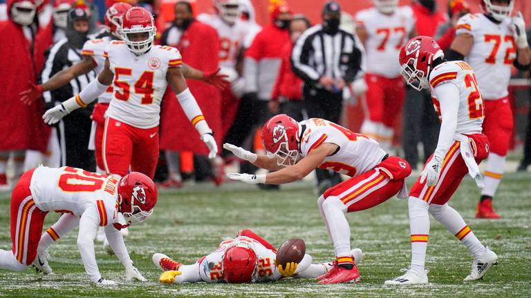Chiefs Players React to 43-16 Win Over Broncos