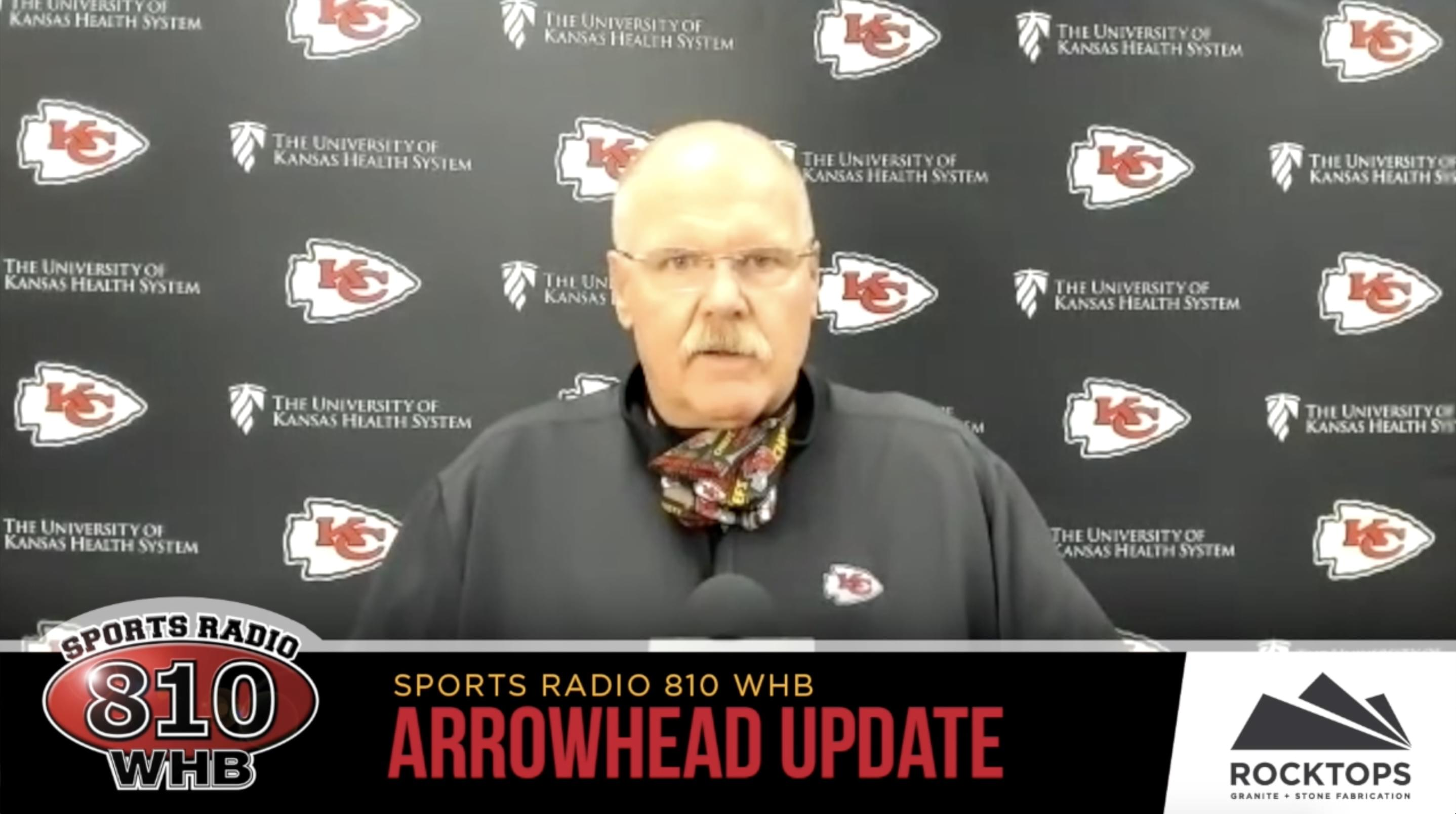 Chiefs Week 8 Press Conferences