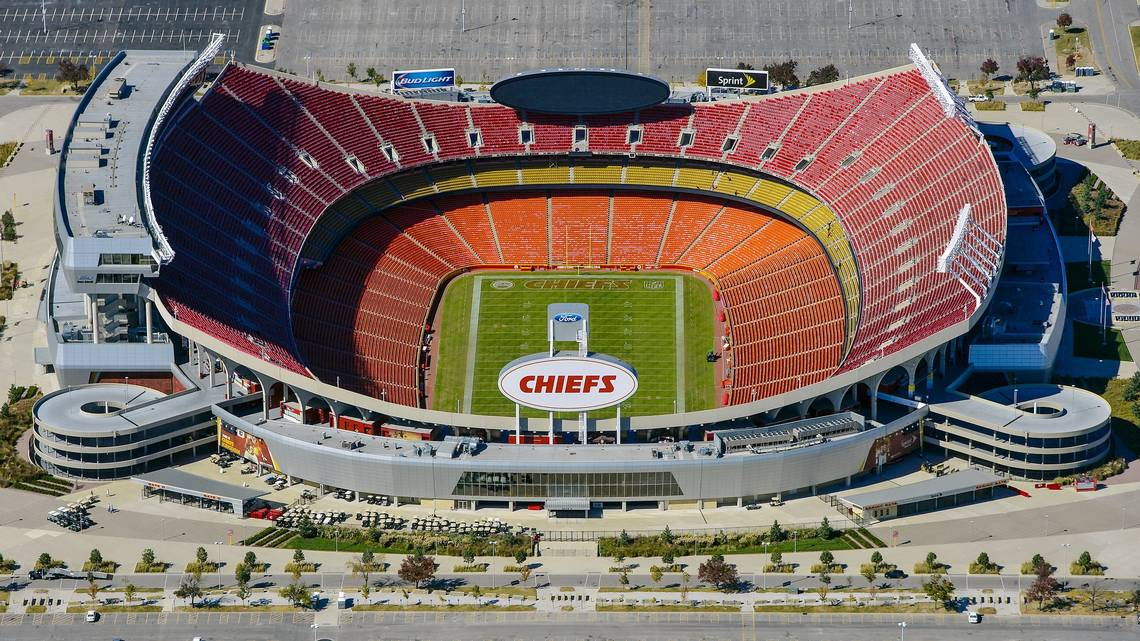 Official Release: Details For Voting At Arrowhead Stadium