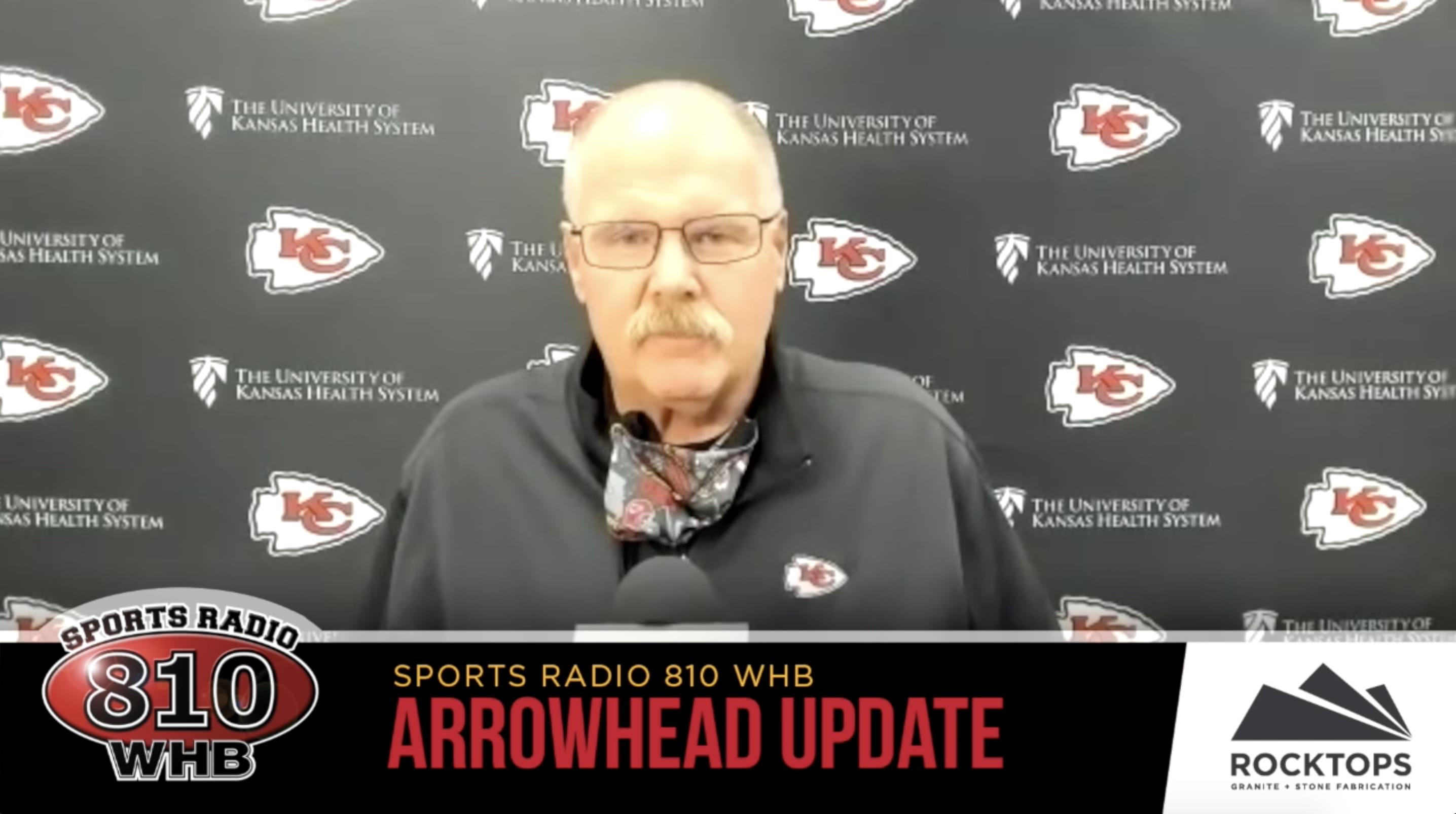 WATCH: Chiefs Week 11 Press Conferences