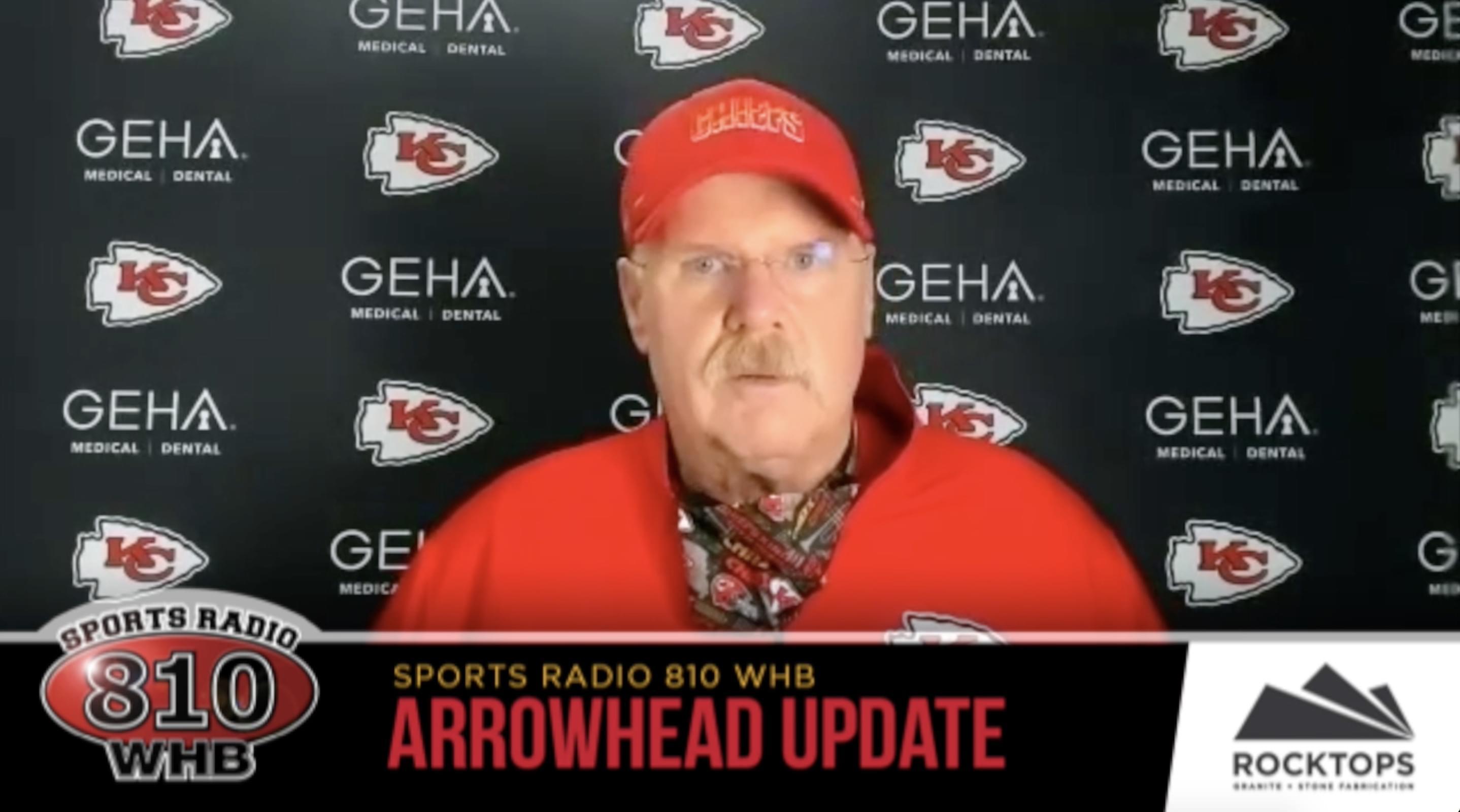 Chiefs-Bucs Postgame Press Conferences