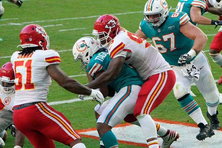 Chiefs-Dolphins postgame press conferences