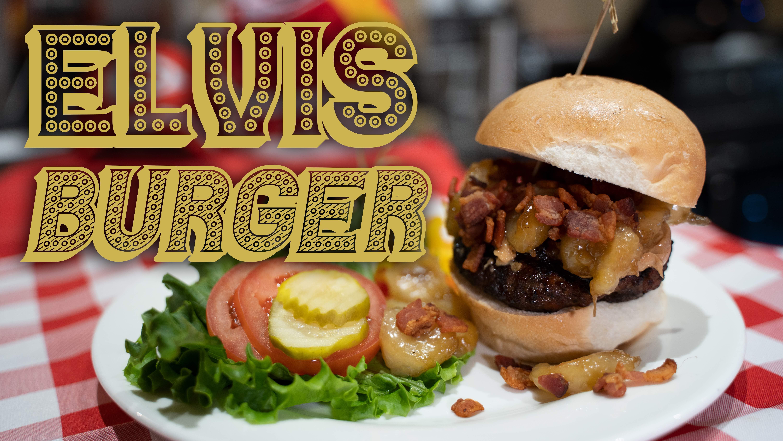 Week 16 Burger of the Week by Hy-Vee: Elvis Burger