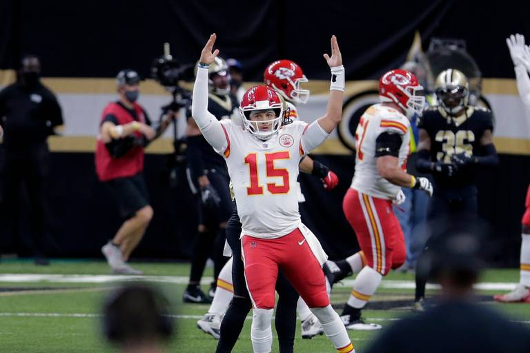 Drew Brees Kids Want Chiefs Jerseys For Christmas Whb Am