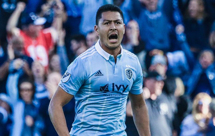 Sporting KC re-signs Espinoza to new contract for 2021