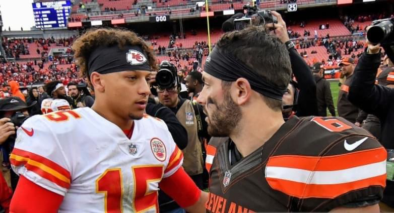 Chiefs vs Browns Set for Sunday