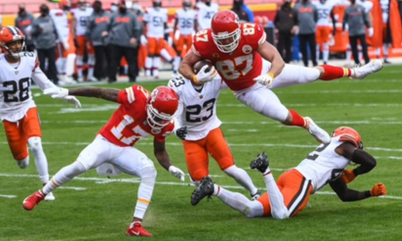 Chiefs 2021 Schedule Released
