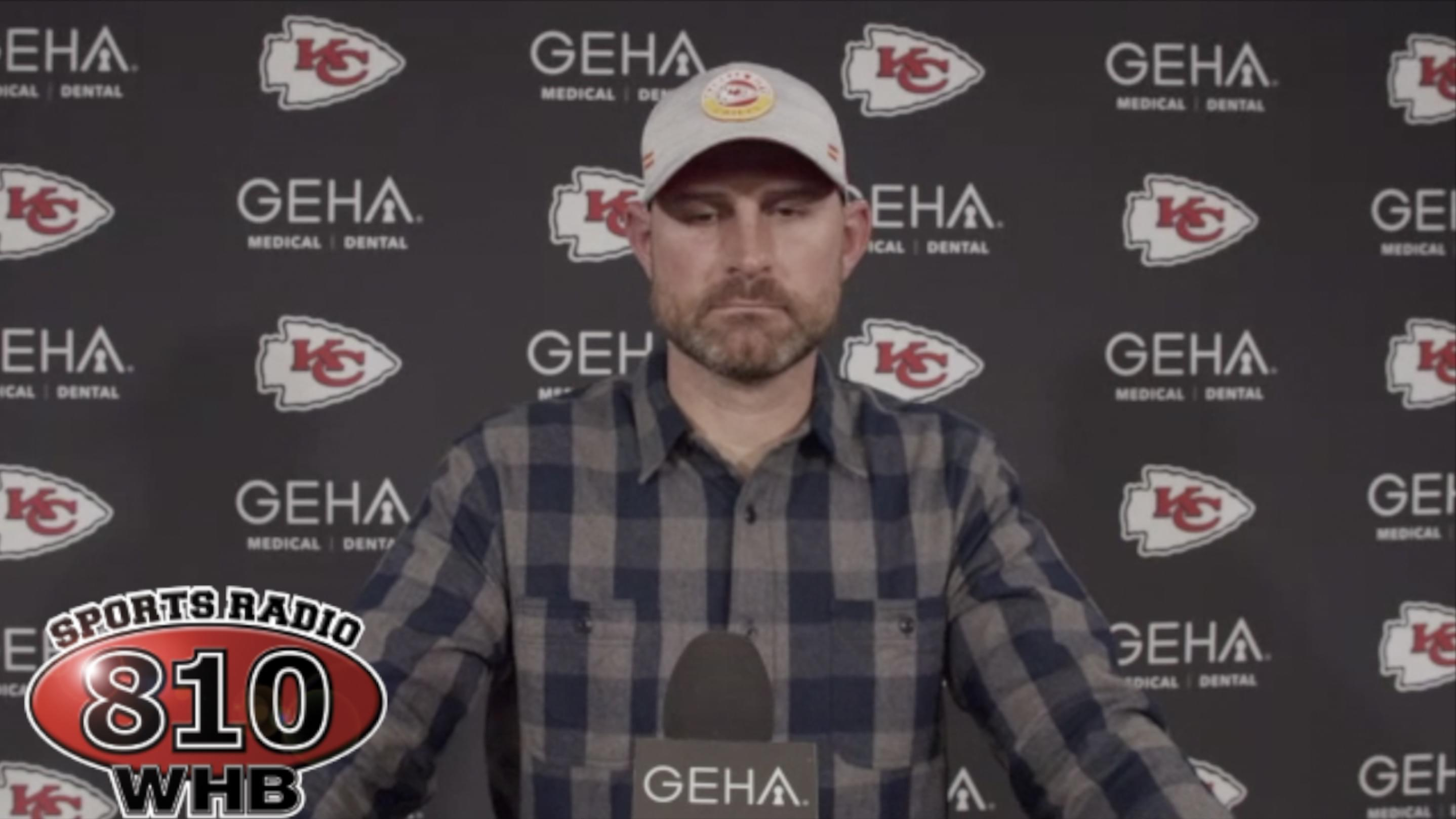 Watch Chiefs-Browns Postgame Press Conferences