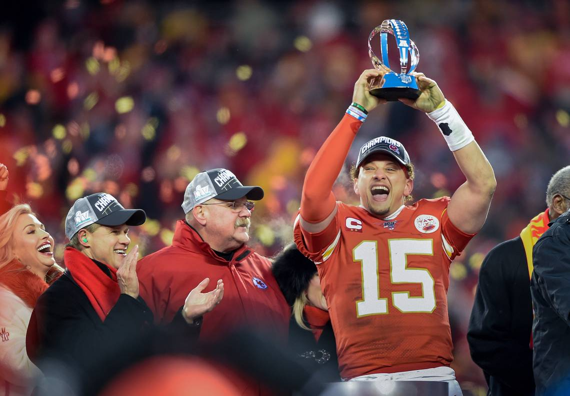 WATCH: Chiefs AFC Championship post-game press conferences