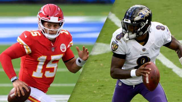 Chiefs at Ravens Post-Game Quotes