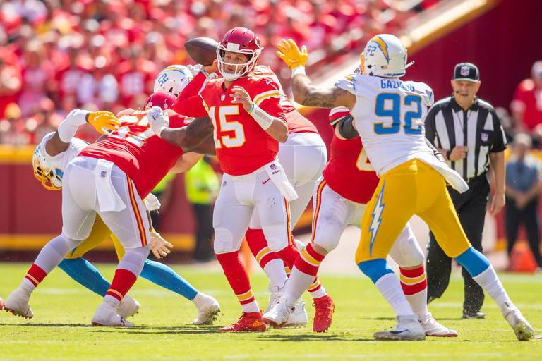 Chiefs Post-Game Quotes Following 30-24 Loss to Chargers