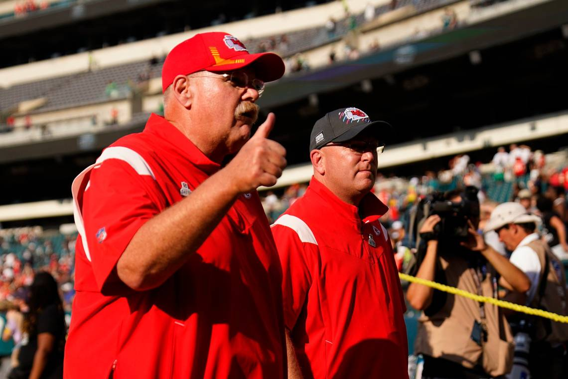 Chiefs at Eagles Post-Game Notes
