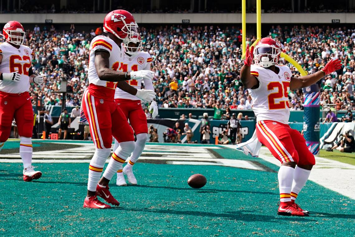 3 Takeaways from Chiefs win over Eagles