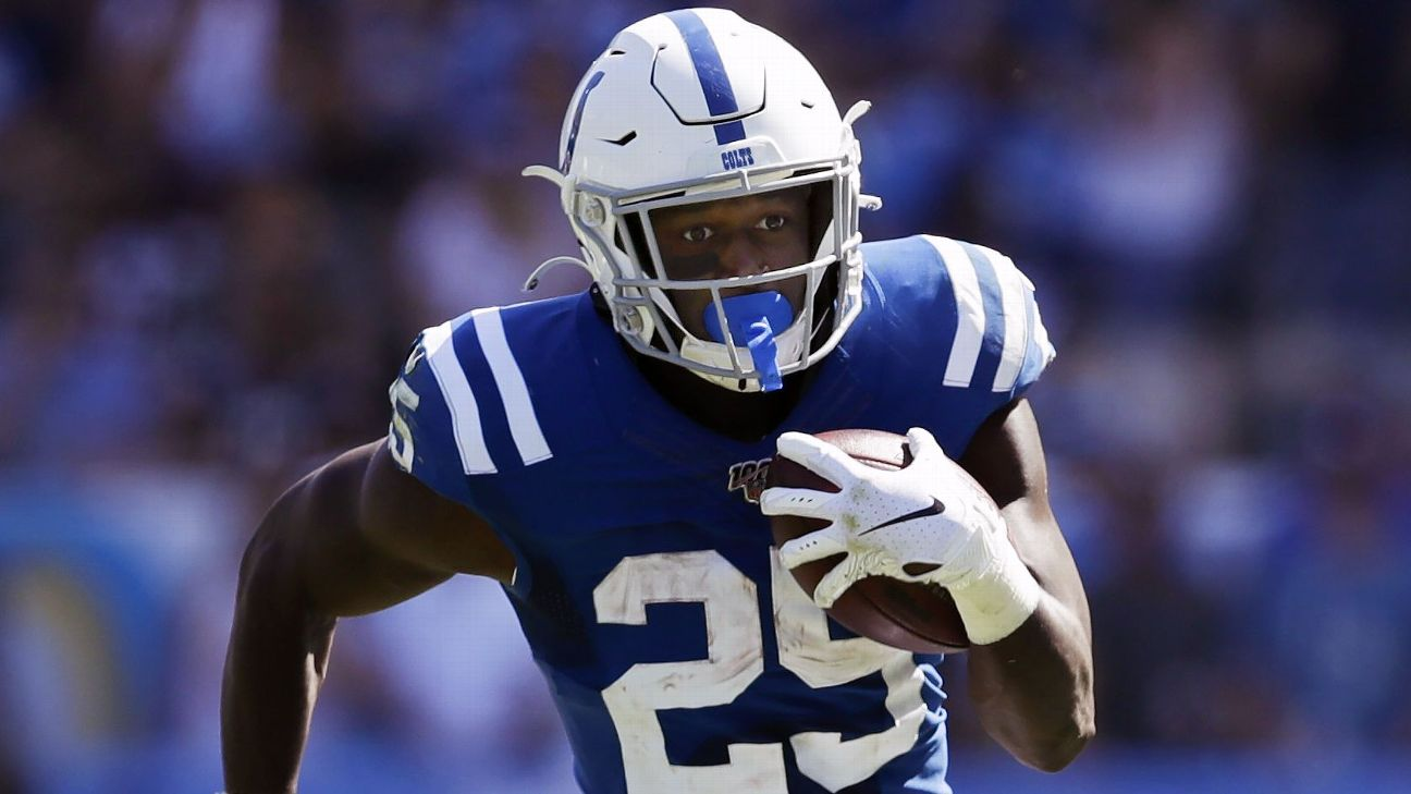 Chiefs looking into Colts' Marlon Mack