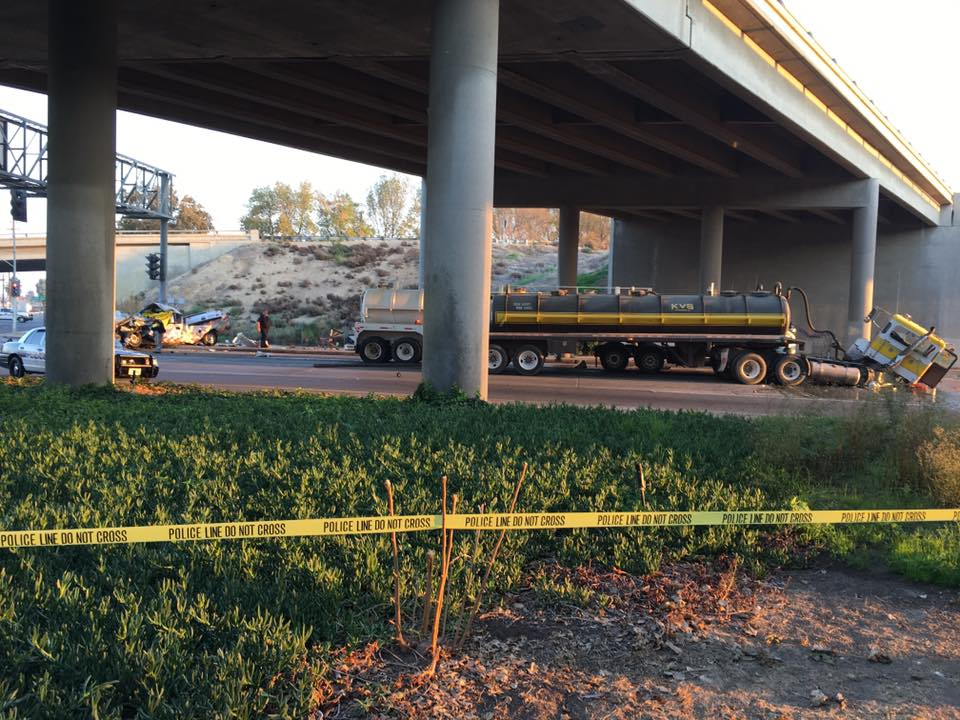 FATAL ACCIDENT SHUTS CENTRAL BAKO INTERSECTION