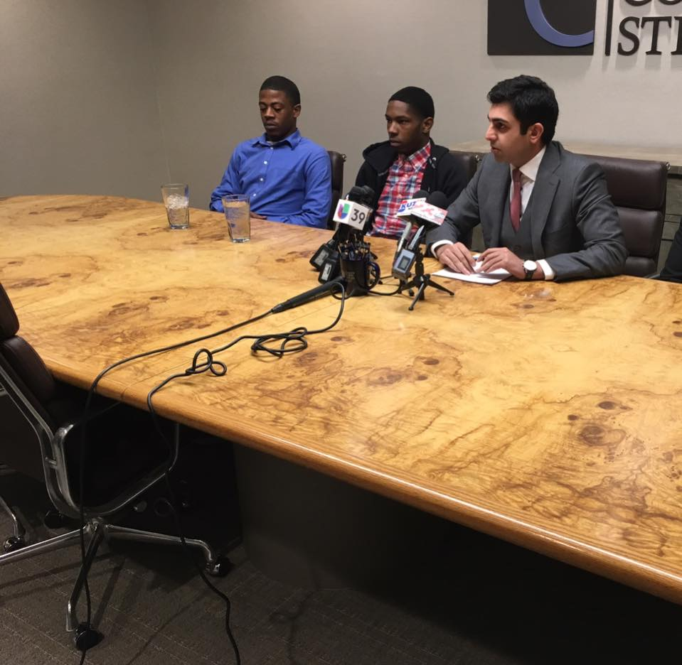 BPD, CITY FACE FEDERAL CLAIM OVER STOP