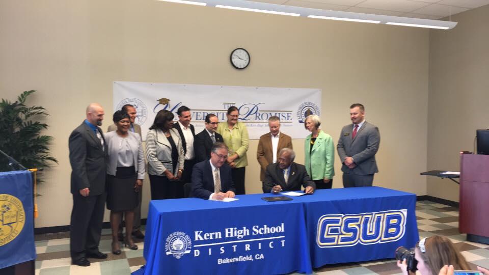 CSUB PROMISES TO ENROLL MORE LOCALS